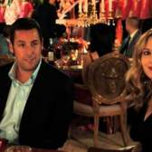 Адам Сендлер і вагітна Дрю Беррімор співають любовні пісні