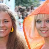 Анна Шульгіна - копія своєї зіркової мами