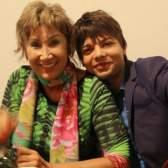 Колишня дружина Прохора Шаляпіна зустрічається з молодим бізнесменом