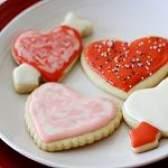 Фото рецепт печива на 14 лютого - день святого валентина