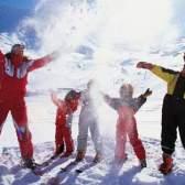Гірськолижні курорти росії на новий рік 2016 - зустрічаємо свято активно