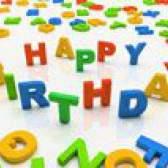 Іменини і день народження