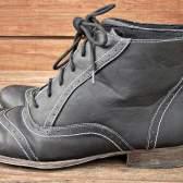 Як швидко висушити промоклий взуття