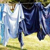 Як швидко висушити речі після прання