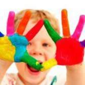 Як навчити дитину кольорам