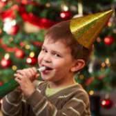 Як зустріти новий рік з дитиною