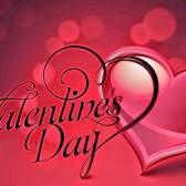 Коли день святого валентина - свято кохання і романтики