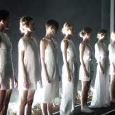 Колекція, у якої «збоку бантик», підкорила глядачів на московській тижні моди