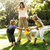 Конфлікти з дітьми