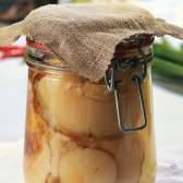 Консервація білих грибів на зиму: фото рецепти для новачків