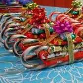 Красиві і оригінальні новорічні упаковки для цукерок своїми руками