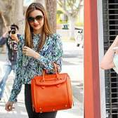 Хто носить найстильніші сумочки в голливуде