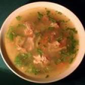 М'ясний суп по-іспанськи