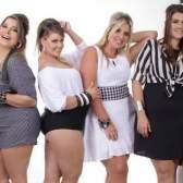 Мода для повних жінок 2014-2015