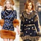Модні сукні, осінь-зима 2015-2016 (фото): які плаття будуть наймоднішими в 2016 році?