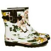 Модні чоботи весна-літо 2013, модні кольори, фото