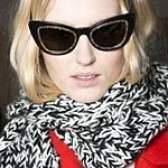 Модні шарфи зима 2013-2014 - фото модних жіночих шарфів і хусток 2014