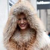 Модні шуби зима 2013-2014: фото модних моделей і фасонів жіночих шуб 2014