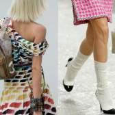 Незвичайне на Тижні моди в Парижі