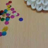 Новорічні вироби в дитячому саду: дерево з ватних дисків, майстер-клас