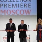Відкрита нова модна виставка collection premiere moscow