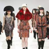 Перші покази тижня моди в лондоні