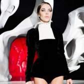 Показ Уляни Сергієнко на паризькому тижні високої моди