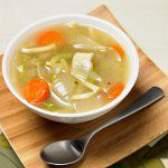Пісний суп: кілька рецептів