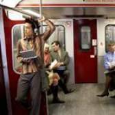 Поведінка в громадському транспорті