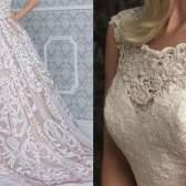 Пишні весільні сукні - 2014