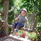 Дитина на дачі: безпека - понад усе!