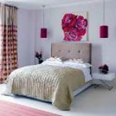 Романтичний декор спальні до дня закоханих