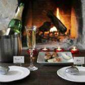 Романтична вечеря для коханого