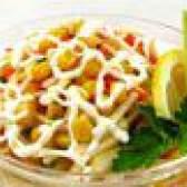 Салат з кукурудзи по-іспанськи
