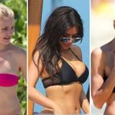 «Найгарячіші» купальники 2014 року в світі зірок