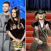 Найсмішніші моменти церемонії mtv movie awards