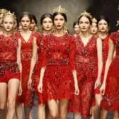Казкова колекція dolce & gabbana на міланському тижні моди