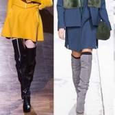 Стильна, але не вульгарна: вибираємо модні ботфорти разом з Еконіка