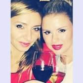 Тетяна Навка і Анна Семенович відпочивають в париже