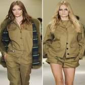 Весняні жіночі куртки-парки: найактуальніші моделі сезону весна 2015, фото