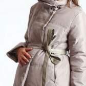 Зимовий одяг для вагітних: модні куртки і пуховики, фото
