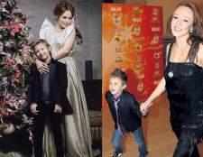 Альбіна Джанабаєва показала всім свого сина від Валерія Меладзе