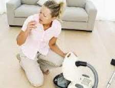 Алергія на пил: як впоратися?