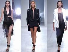Anthony vaccarello: перший успіх молодого дизайнера на паризькому тижні моди