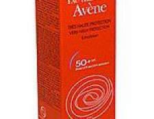 Avene сонцезахисна емульсія spf 50+