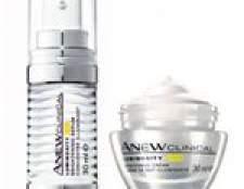 Avon anew clinical luminosity pro сироватка, крем
