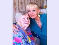 Бабусі Валерії виповнилося сьогодні рівно 100 років