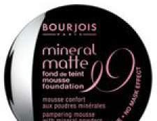 Bourjois mineral matte тональний крем