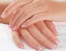 Що робити якщо шаруються нігті?