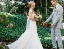 Що подарувати на весілля молодятам: оригінальні подарунки своїми руками